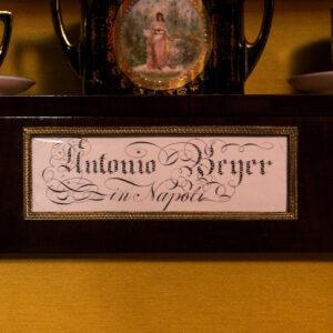 Anton Beyer Napoli – Vienna 1826