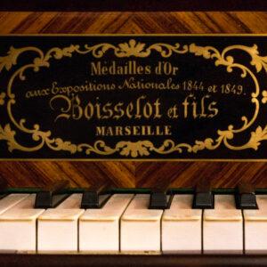Boisselot et Fils Marsiglia 1854