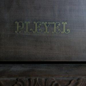 Pleyel Parigi 1885