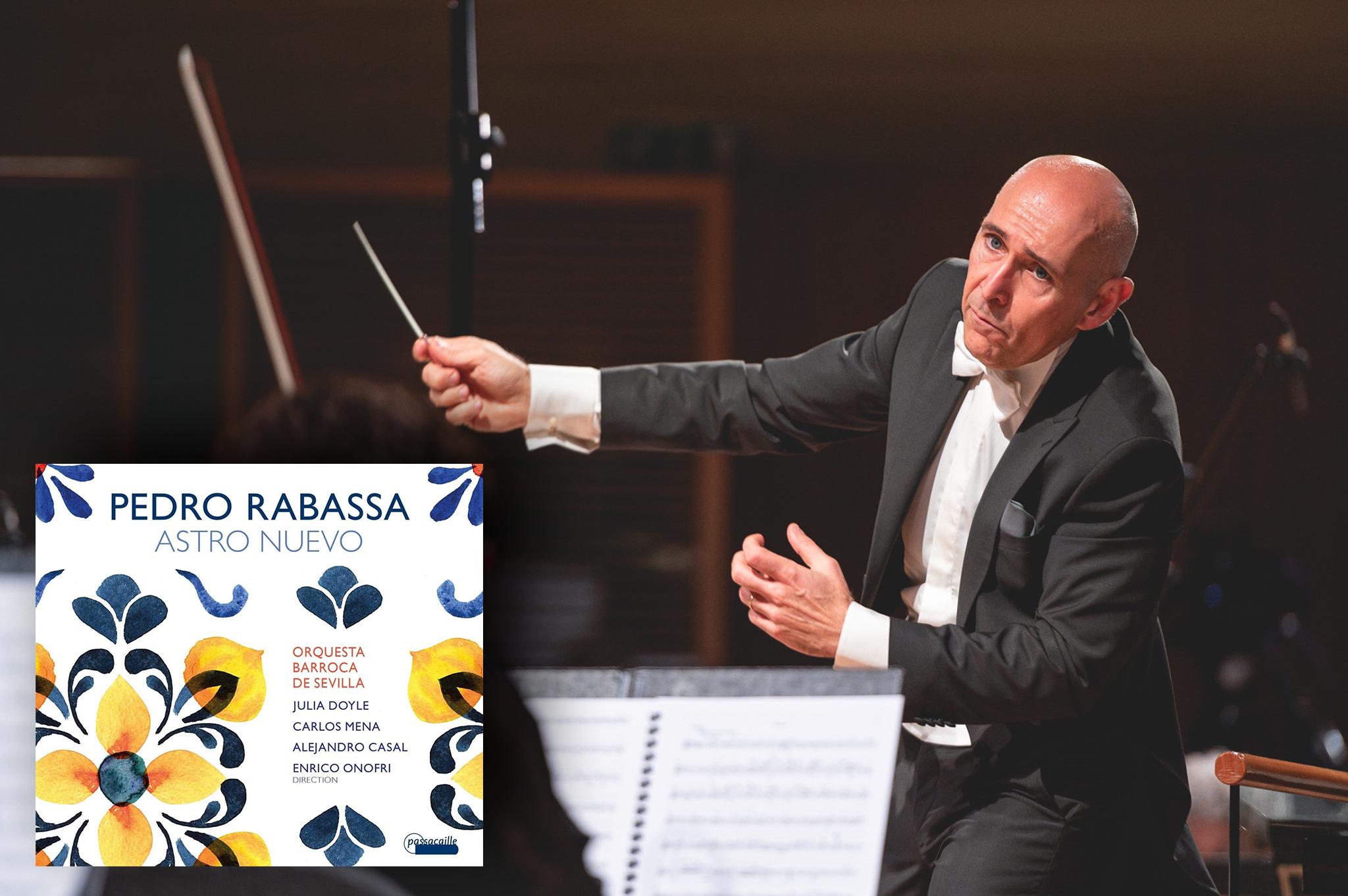 Astro Nuevo Pedro Rabassa - Passacaille records
