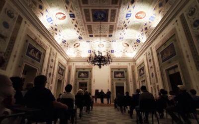 BACH LO STILE ITALIANO- Abbazia di S. Martino delle Scale
