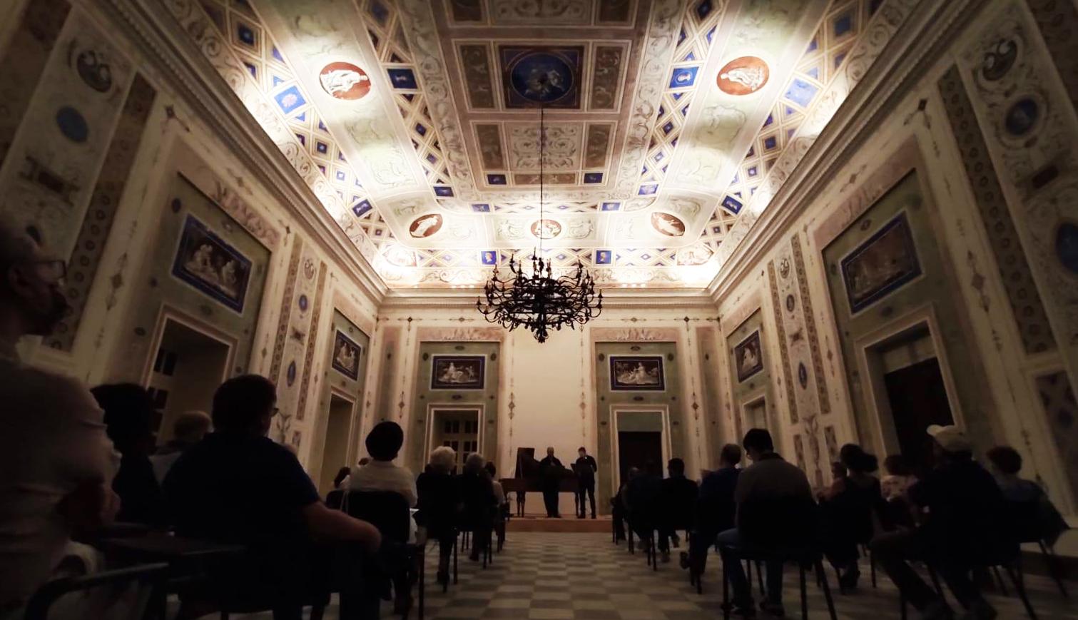 CORELLI'S FORTUNE- Abbazia di S. Martino delle Scale